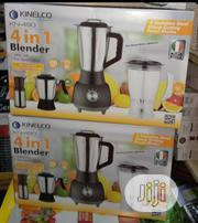 Kinelco 4 in 1 Blender | Kitchen Appliances for sale in Lagos State, Gbagada