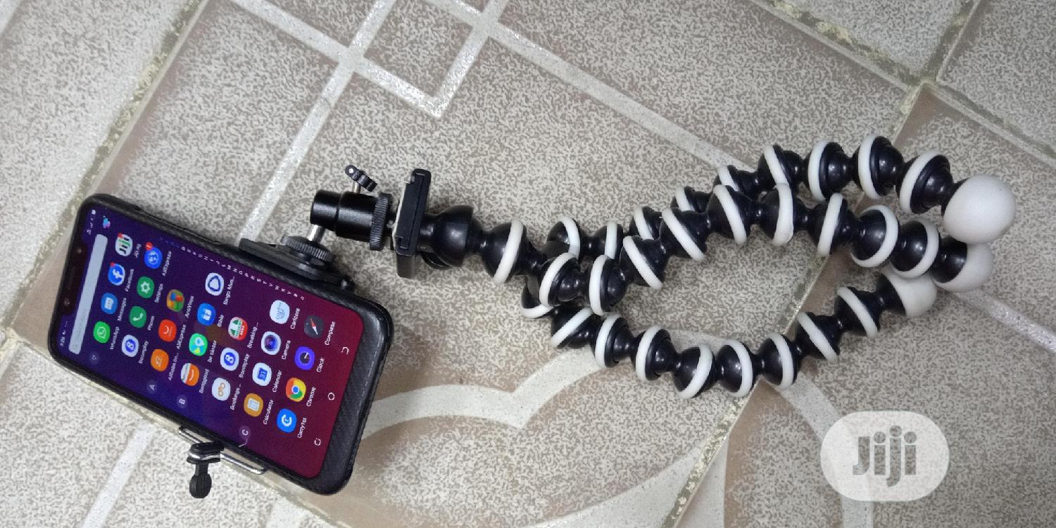 Mobile Phone Tripod | Accessories for Mobile Phones & Tablets for sale in Lagos Island (Eko), Lagos State, Nigeria