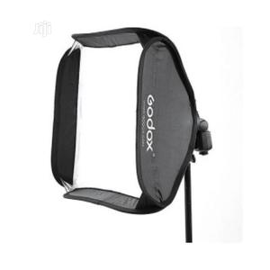 Godox 80 X 80 Speedlite Soft Box | Accessories & Supplies for Electronics for sale in Lagos State, Ikeja