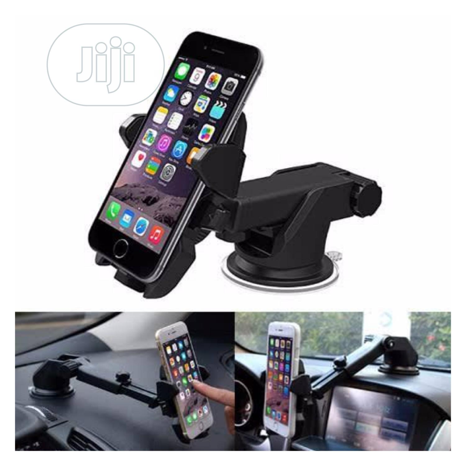 In Car Phone Holder   Vehicle Parts & Accessories for sale in Ikeja, Lagos State, Nigeria