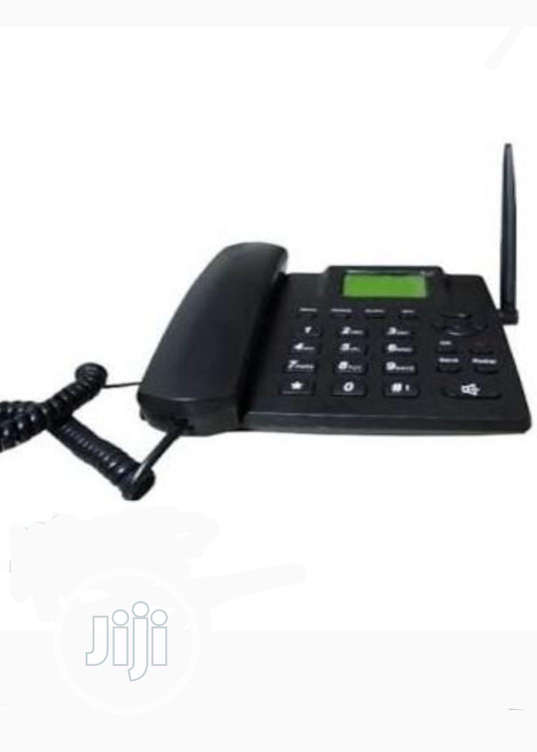 Ddk GSM Landphone And Call Transfer Features DDK - 2 Sim Cards