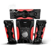 Lloyd 816 3.1bluetooth Speaker Home Theater Sound System Red | Audio & Music Equipment for sale in Lagos State, Surulere