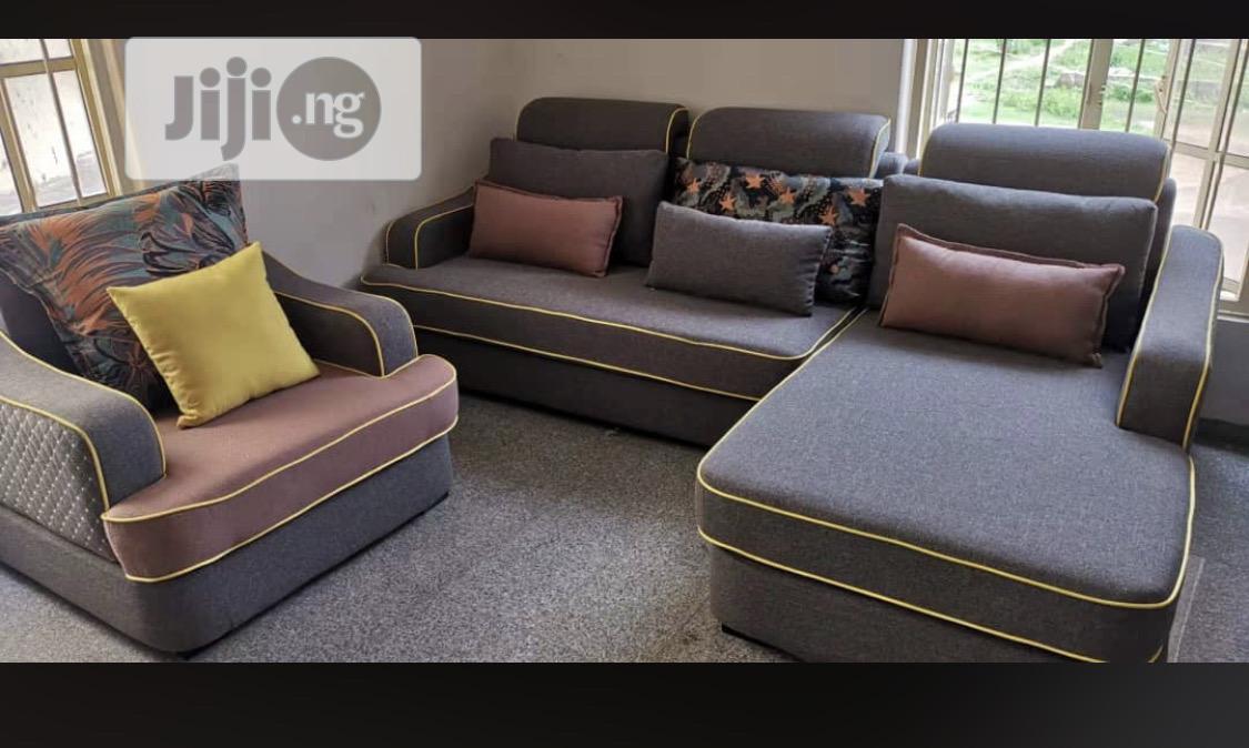 Archive: Fabric L -Sharp Sofa Sets