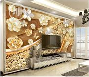 Where To Buy Cheap 3d 8d 5d Golden Custom Wall Murals Design In Lagos | Home Accessories for sale in Lagos State, Yaba