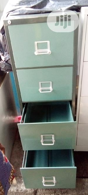 4in1 Office Metal Cabinet   Furniture for sale in Lagos State, Oshodi