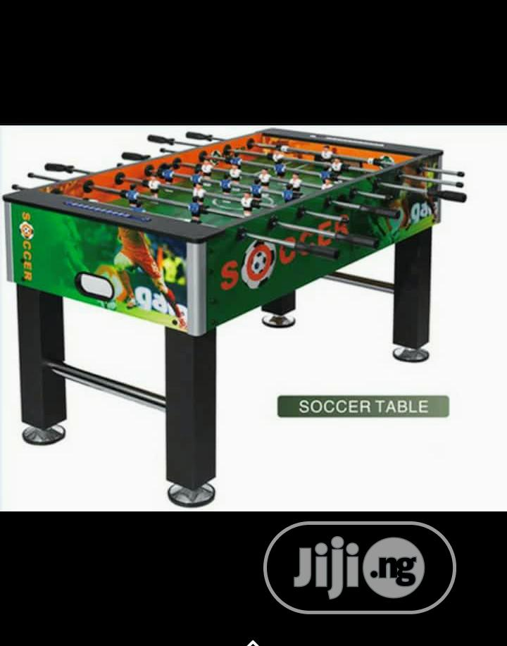 Premium Quality Soccer Table