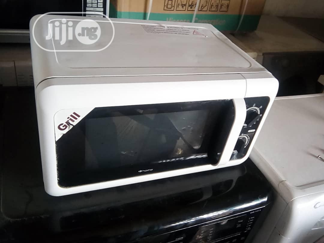 Archive: UK Used Microwave And Grill