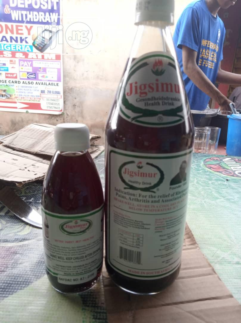 Jigsimur Natural Health Medicine