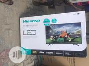 Hisense 50inches LED Full HD Smart Tv+ Free Wall Bracket | TV & DVD Equipment for sale in Lagos State, Ikeja