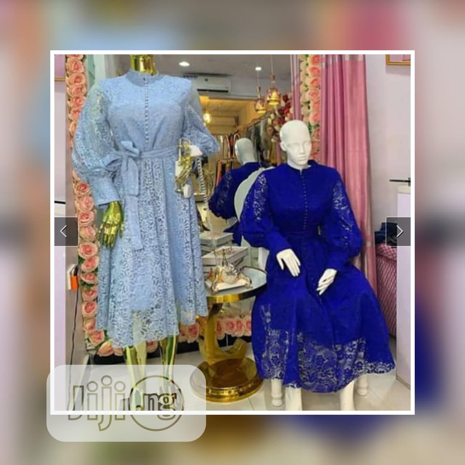 Archive: Classy Turkey Lacy Ceremonial Dress