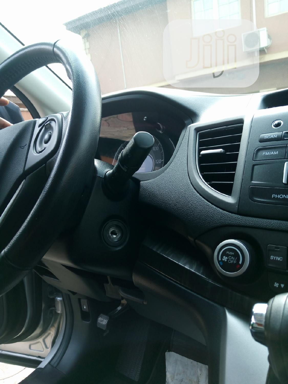 Honda CR-V 2013 Silver | Cars for sale in Alimosho, Lagos State, Nigeria