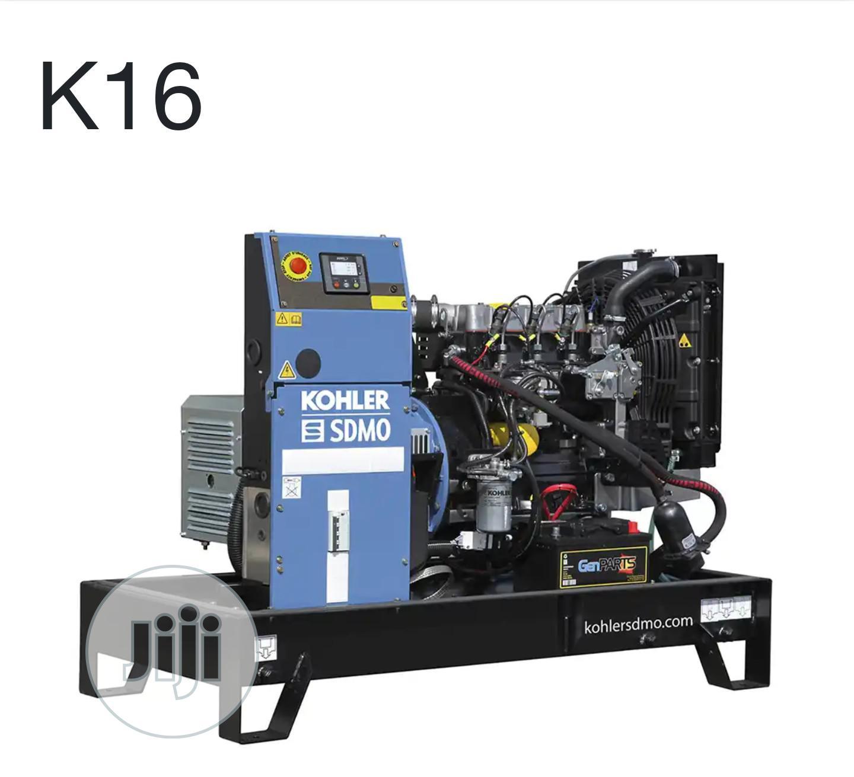 Kohler Sdmo K16 Generator   Electrical Equipment for sale in Lekki Phase 2, Lagos State, Nigeria