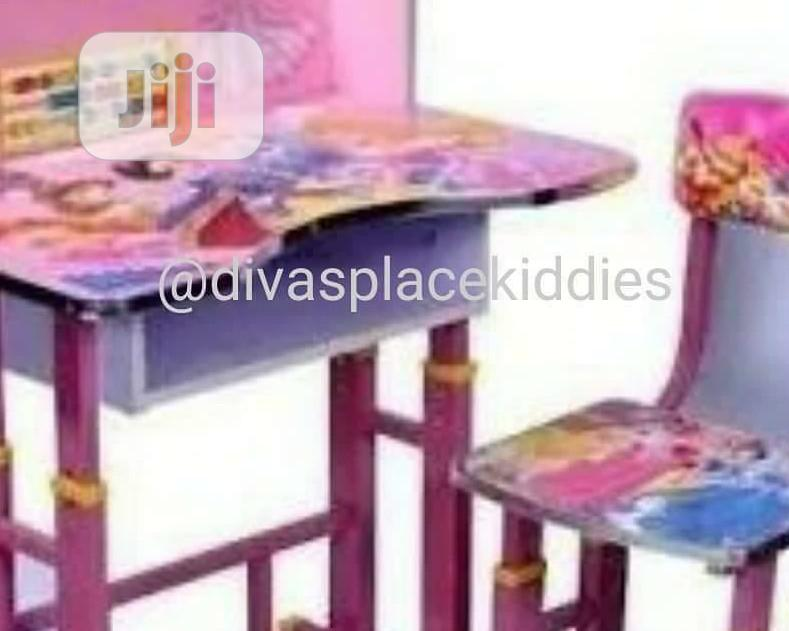 Learning Table And Chairs