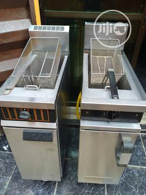 Standing Gas Fryer, One Basket | Restaurant & Catering Equipment for sale in Lagos State, Ojo