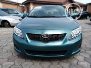 Toyota Corolla 2009 Green | Cars for sale in Lagos State, Alimosho