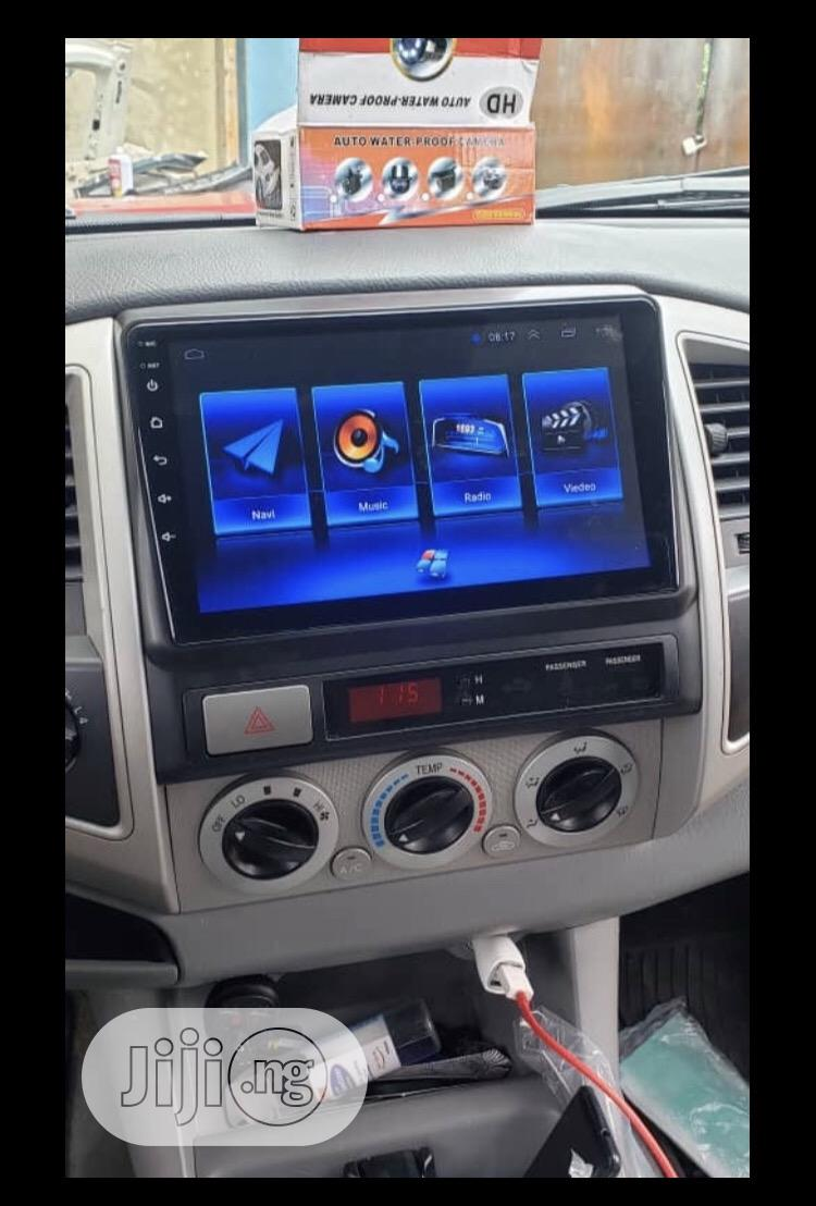 Archive: Toyota Tacoma 2008 Android Dvd