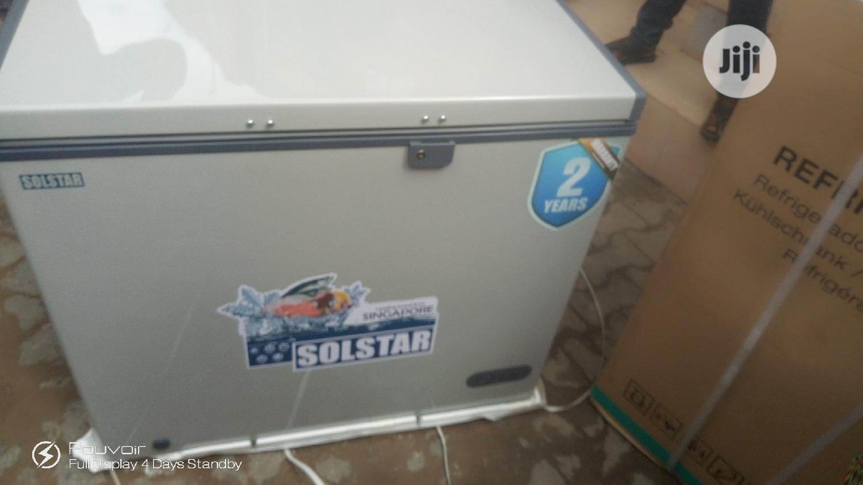 Solstar Chest Freezer 400L