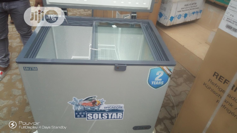 Solstar Chest Freezer 400L | Kitchen Appliances for sale in Ojo, Lagos State, Nigeria