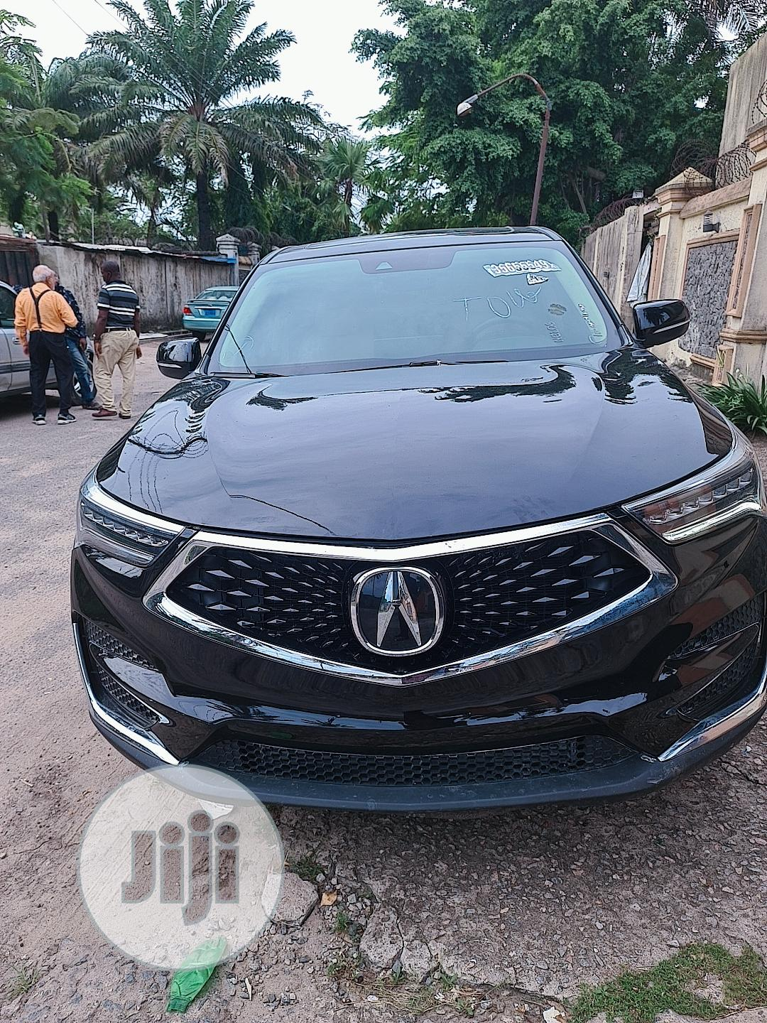 Acura RDX 2019 Black | Cars for sale in Apapa, Lagos State, Nigeria