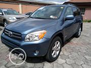 Toyota RAV4 Limited 2008 Blue   Cars for sale in Lagos State, Alimosho