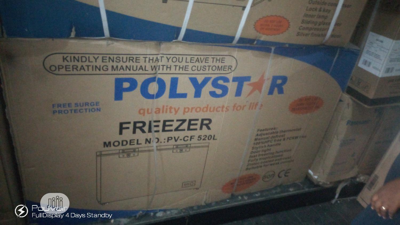 Polystar Chest Freezer 520L