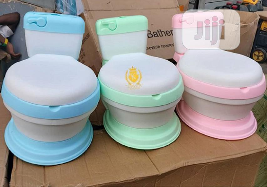 High Quality Children's Portable Training Potty / Toilet Seat Nursery