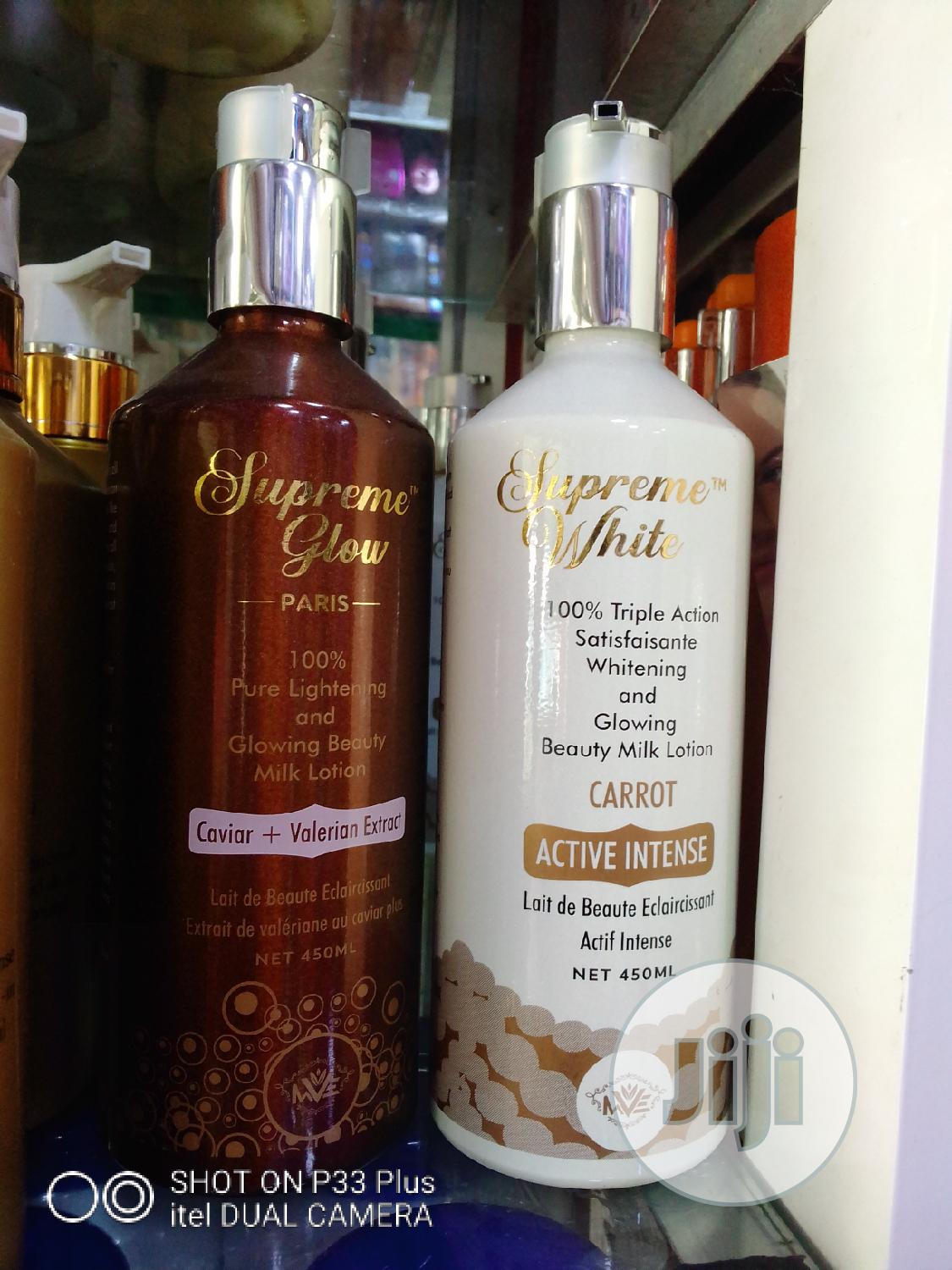 Archive: Supreme Glow Whitening Lotion