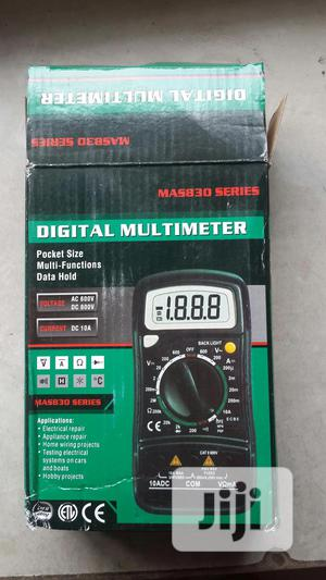 Digital Multimeter   Measuring & Layout Tools for sale in Rivers State, Port-Harcourt