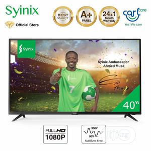 """Syinix 40"""" Full HD TV 