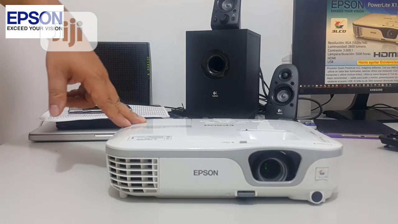 Powerful Epson Projector
