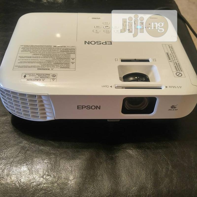 Powerful Epson Projector | TV & DVD Equipment for sale in Agboyi/Ketu, Lagos State, Nigeria