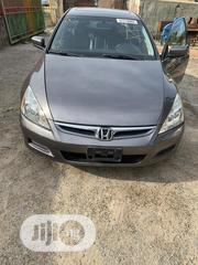 Honda Accord 2006 2.4 Type S Automatic Gray | Cars for sale in Lagos State, Alimosho