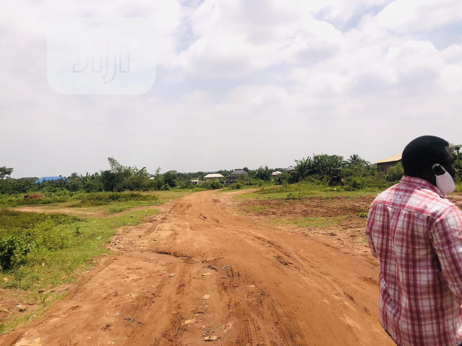 Archive: Land in Ayobo, Ishefun