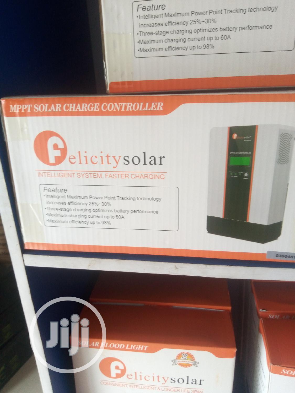 12v/24v/36v/48v/60a Felicity MPPT Solar Charge Controller | Solar Energy for sale in Port-Harcourt, Rivers State, Nigeria