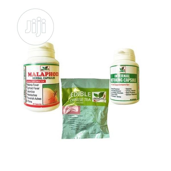 Supplement Combo for Stubborn Typhoid and Malaria