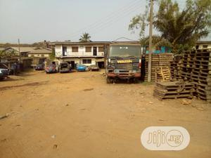 Commercial 7 Plots of Land With Warehouse on New Ife Road   Commercial Property For Sale for sale in Oyo State, Ibadan