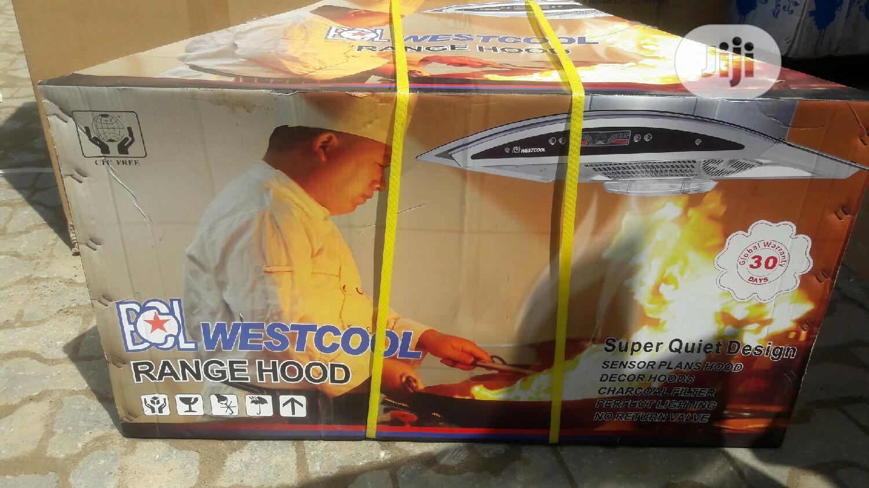 Westcool Range Hood