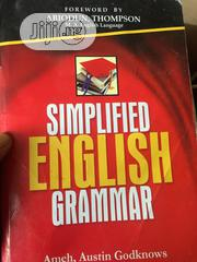 Simplified English Grammar | Books & Games for sale in Lagos State, Ikeja