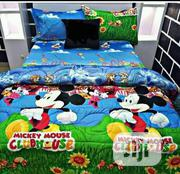 Beautiful Bedsheet With Pillow Case (4by4) | Home Accessories for sale in Lagos State, Ikeja