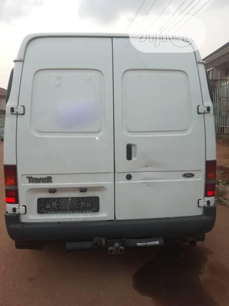 Ford Transit , Cooling Van ,Old Model 1999 | Buses & Microbuses for sale in Alimosho, Lagos State, Nigeria