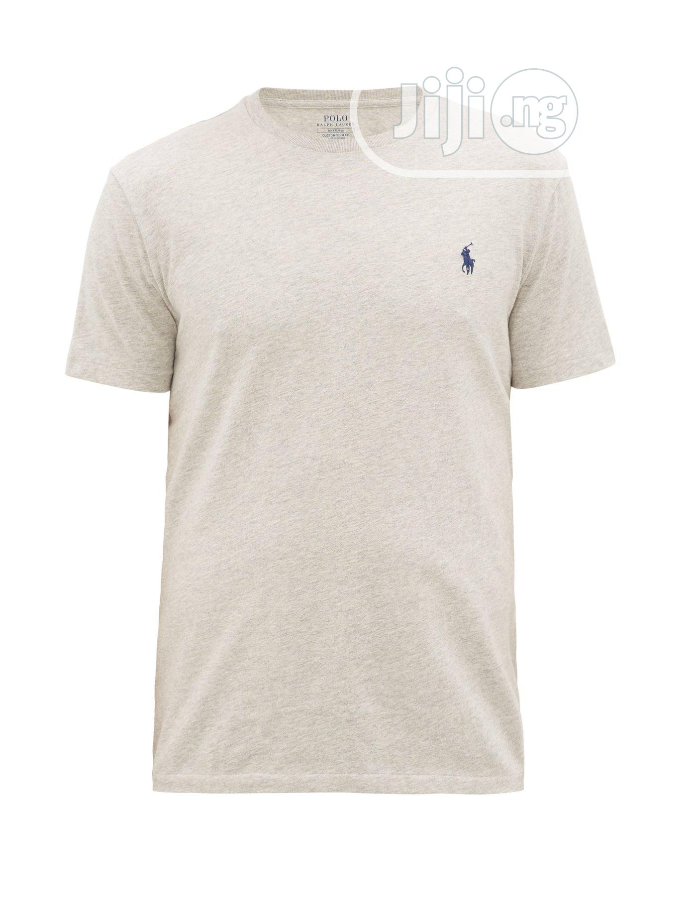 Polo Ralph Lauren's Grey T-Shirt