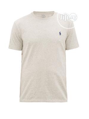 Polo Ralph Lauren's Grey T-Shirt   Clothing for sale in Lagos State, Lagos Island (Eko)