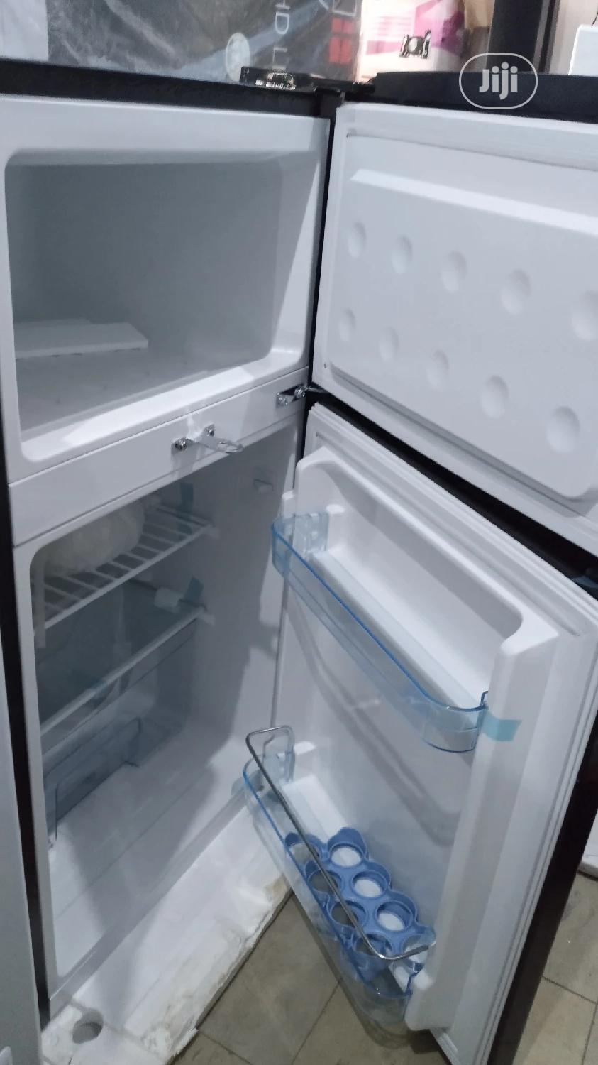 Bruhm DOUBLE DOOR BRD-120 -120 Ltrs Refrigerator | Kitchen Appliances for sale in Ibadan, Oyo State, Nigeria
