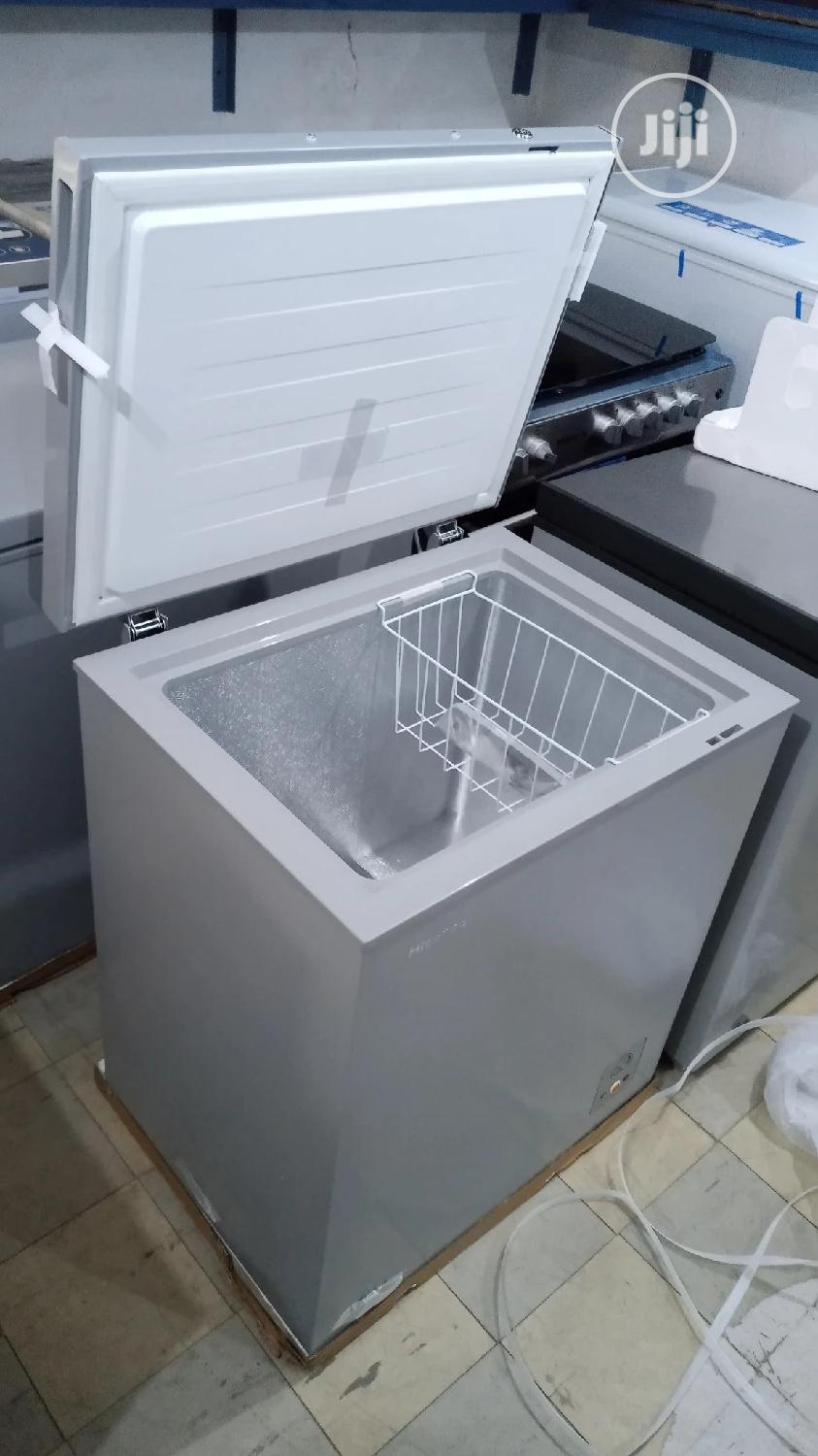 Hisense Chest Freezer FC-190SH | Kitchen Appliances for sale in Ibadan, Oyo State, Nigeria
