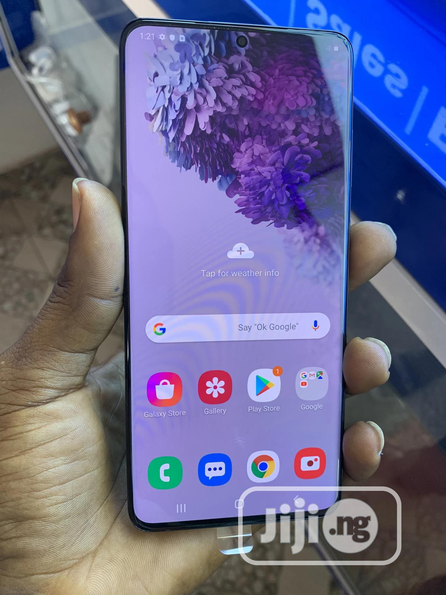 Samsung Galaxy S20+ 128 GB Black