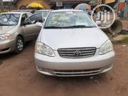 Toyota Corolla 2004 LE Silver   Cars for sale in Lagos State, Alimosho