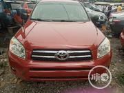 Toyota RAV4 2008 Limited Red   Cars for sale in Lagos State, Apapa