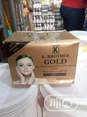 K. Brother Gold Anti-Spot Facial Whitening Cream   Skin Care for sale in Lagos State, Lekki Phase 2