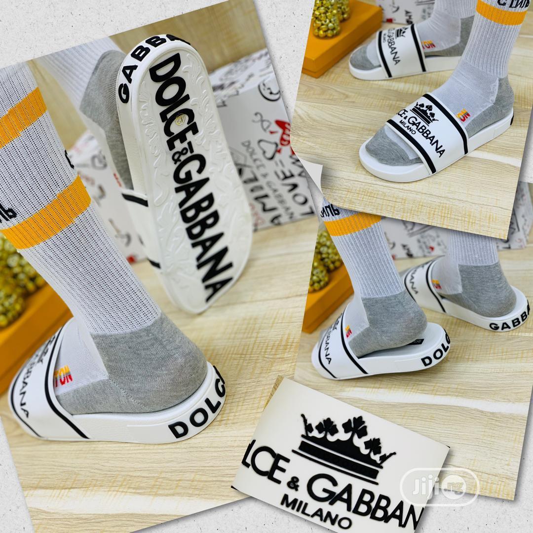 Dolce &Gabbana Men's Slippers