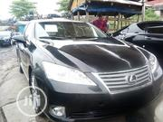 Lexus ES 2012 350 Black | Cars for sale in Lagos State, Apapa